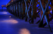 Midnight at The Pier - Isle of Palms, SC