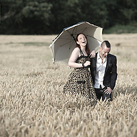 30.07.2012 - © Blake-Ezra Photography Ltd..Image from the portrait (pre-wedding) shoot of Tali and Mo, in Aldenham, Hertfordshire. .Credit: Blake Ezra Photography / www.blakeezraphotography.com .