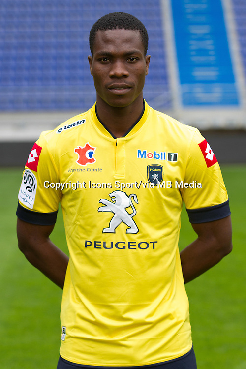 Thierry Doubai - 19.09.2013 - Photo officielle - Sochaux - Ligue 1<br /> Photo : Steeve Constanty / Icon Sport