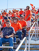 "The orange-clad ""crazies"" are renowned for their loud cheering, adult beverages, and otherwise rowdy behavior in the stands at the Reno Air Races."