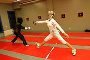 Adrienne Jarocki - Fencer