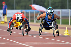 05/08/2017; Yamakita, Taishi, T54, JPN, Croft, Phillip, T53, USA at 2017 World Para Athletics Junior Championships, Nottwil, Switzerland