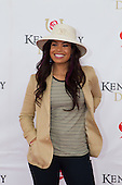 Jordin Sparks at Kentucky Derby - Louisville, KY