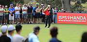 VICTOR DUBUISSON - PHOTO WENDY VAN DEN AKKER SMP IMAGES/IMG MEDIA - 24TH Oct 2014 , VICTOR DUBUISSON (FRA) in action during the 2014 ISPS Handa Perth International being played at Lake Karrinyup Country Club, Perth Western Australia. This image is for Editorial Use Only. Any further use or individual sale of the image must be cleared by application to the Manager Sports Media Publishing (SMP Images). NO UN AUTHORISED COPYING : PHOTO WENDY VAN DEN AKKER SMP IMAGES.COM/IMG MEDIA