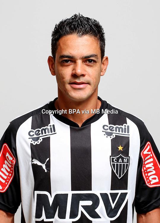 Brazilian Football League Serie A / <br /> ( Clube Atletico Mineiro ) - <br /> Josue Anunciado de Oliveira &quot; Josue &quot;