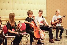 Improvising String Quartets