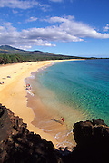Makena Beach, Wailea, Maui, Hawaii<br />