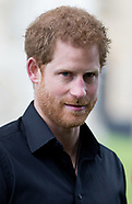 Prince Harry @ UK Team Invictus Games Launch 2017 - 30 May 2017