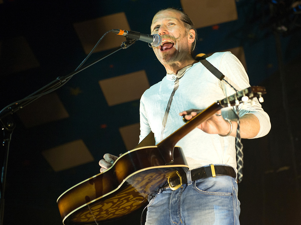 Del Amitri in concert at The Barrowland Ballroom, Glasgow, Great Britain 28th July, 2018