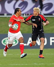 Whangarei-Rugby, RWC, Canada v Tonga
