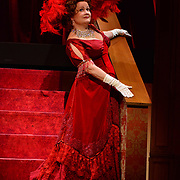 BRUNSWICK MAINE 7/16/2019<br /> Maine State Music Theatre Performance of Hello Dolly. <br /> Photo by Roger S. Duncan for Maine State Music Theatre.