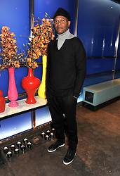 SAMUEL L JACKSON at a dinner hosted by Anya Hindmarch and Dylan Jones to celebrate the end London Collections: Men 2014 held at Hakkasan, 8 Hanway Place, London on 8th January 2014.