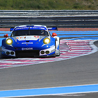 #78, Porsche 911 RSR, KCMG, driven by Christian Ried, Joel Camathias, FIA WEC Prologue Circuit Paul Ricard, 26/03/2016,