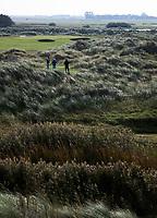 TEXEL - Hole 12   De Cocksdorp.  - Golfbaan De Texelse. COPYRIGHT KOEN SUYK