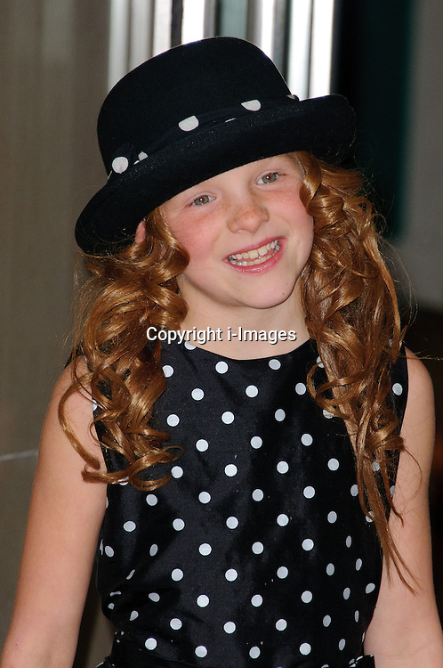 Harley Bird at the British Academy Children's Awards in London, Sunday, 27th November 2011.    Photo by:  i-Images