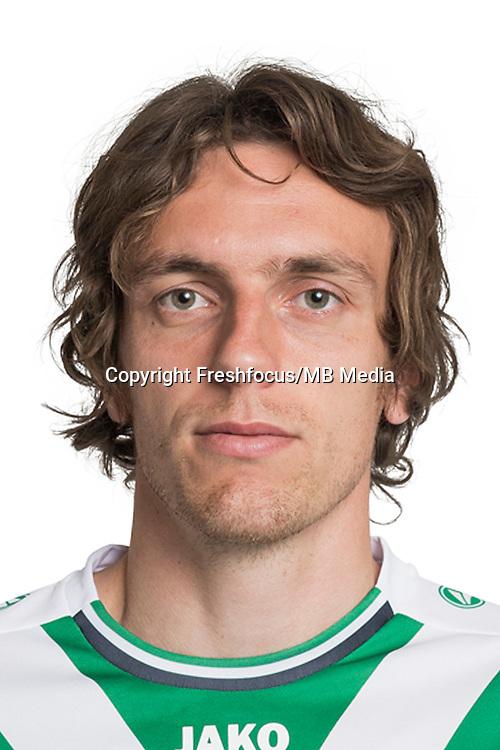 24.07.2014; St.Gallen; Fussball Super League - FC St.Gallen - Portrait; Geoffrey Treand (St.Gallen)<br /> (freshfocus)