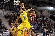 DESCRIZIONE : Ancona Lega A 2012-13 Sutor Montegranaro Angelico Biella<br /> GIOCATORE : Valerio Mazzola trey Johnson<br /> CATEGORIA : tiro penetrazione difesa equilibrio<br /> SQUADRA : Angelico Biella<br /> EVENTO : Campionato Lega A 2012-2013 <br /> GARA : Sutor Montegranaro Angelico Biella<br /> DATA : 02/12/2012<br /> SPORT : Pallacanestro <br /> AUTORE : Agenzia Ciamillo-Castoria/C.De Massis<br /> Galleria : Lega Basket A 2012-2013  <br /> Fotonotizia : Ancona Lega A 2012-13 Sutor Montegranaro Angelico Biella<br /> Predefinita :
