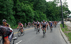 Manayunk's Robin Carpenter (right) avoids a crash on Kelly Drive. Scenes from the 2011-2014 Philadelphia International Bicyling Classic #ManayunkWall Bike Race, traditionally held in the first week of June. (photo by Bastiaan Slabbers/BasSlabbers.com)<br /> <br /> For license options of Philadelphia International Cycling Classic related imagery please visit my editoiral stock portfolio at Getty Images/iStock.com: istockphoto.com/portfolio/basslabbers