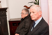 At the opening of Galway Rape Crisis Centre's new premises by Garry Hynes of Druid (and newly appointed Patron) of the GRCC was  Stephen Mackey, (Chairperson) and Ms Garry Hynes of Druid. Picture:Andrew Downes.