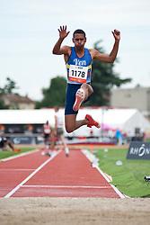 BARRETO Williams, VEN, Long Jump, T20, 2013 IPC Athletics World Championships, Lyon, France