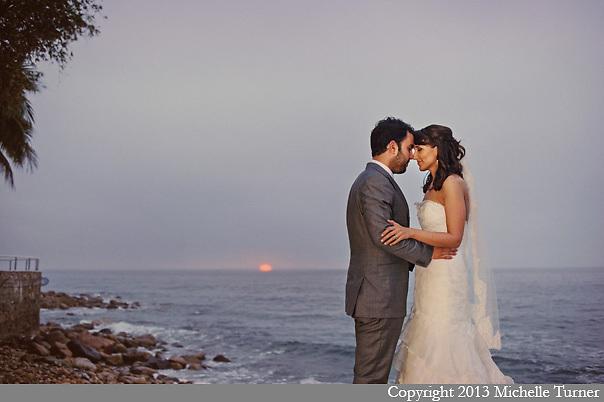 Casa Garza Blanca Wedding.  Design by The Dazzling Details.  Images by Puerto Vallarta Wedding Photographer Michelle Turner.