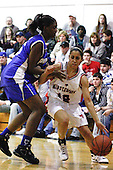 Washington Township High School vs Paul VI High School Girls Basketball - 2009 Jan 20