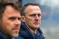 TILBURG - 19-02-2017, Willem II - AZ, Koning Willem II Stadion, 1-1, Assistent trainer Dennis Haar, AZ trainer John van den Brom