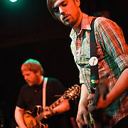 WASHINGTON, D.C. - MARCH 10:  John Davis and his new band Title Tracks celebrate the release of their debut album IT WAS EASY with a record release show at the Black Cat. (Photo by Kyle Gustafson)