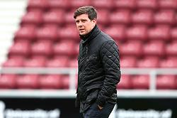 Bristol Rovers manager Darrell Clarke - Mandatory by-line: Robbie Stephenson/JMP - 07/10/2017 - FOOTBALL - Sixfields Stadium - Northampton, England - Northampton Town v Bristol Rovers - Sky Bet League One