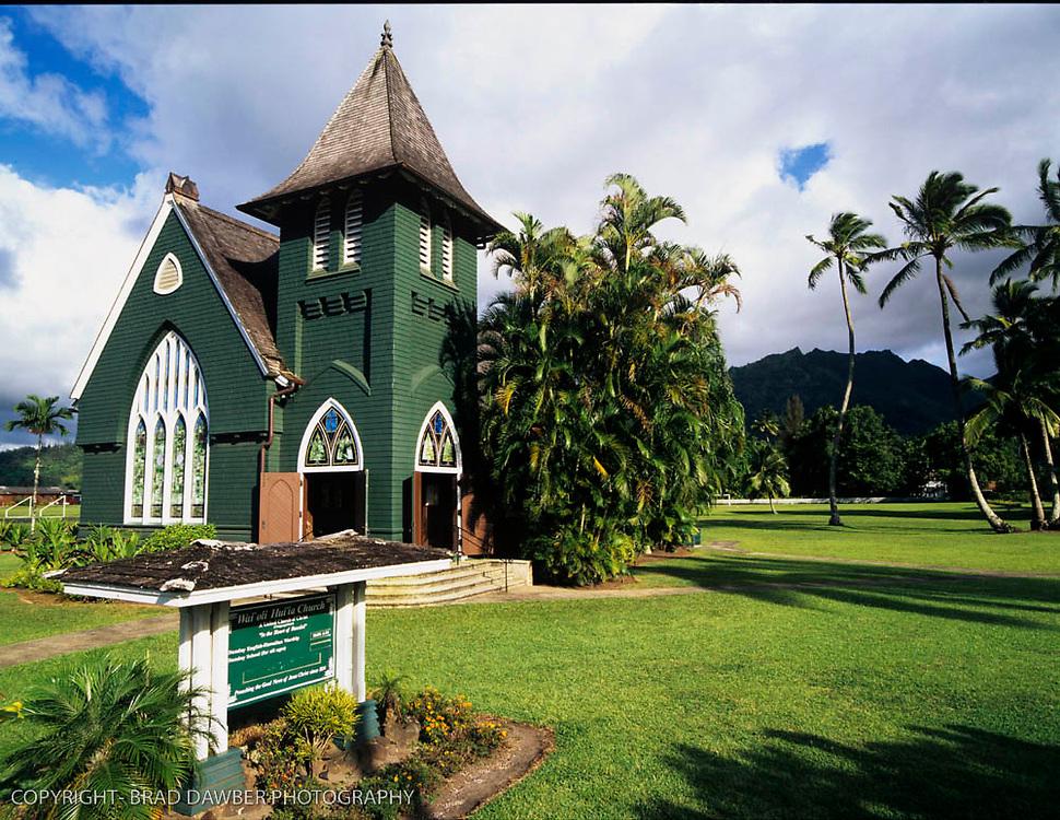 Waioli Church, Hanalei