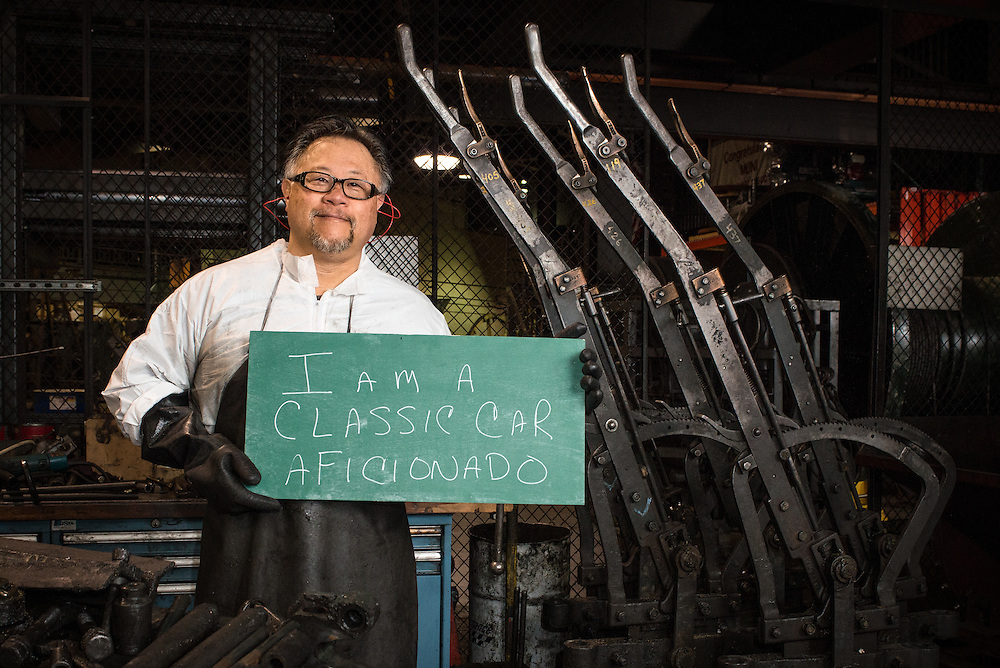 I am a Classic Car Aficionado | Dennis, Cable Car Grip Maintenance | April 4, 2013