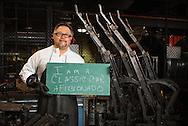I am a Classic Car Aficionado | Dennis, Cable Car Grip Maintenance | April 4, 2013