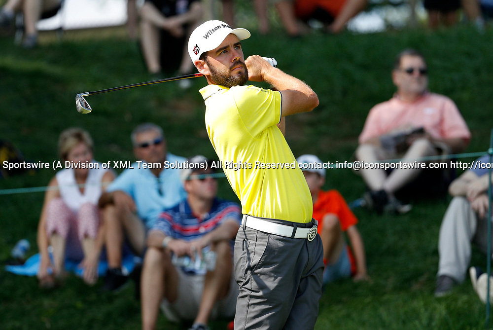 CROMWELL, CT - JUNE 23: during the second round of the Travelers Championship on June 23, 2017, at TPC River Highlands in Cromwell, Connecticut. (Photo by Fred Kfoury III/Icon Sportswire)