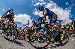 Artem Ovechkin (RUS) of Gazprom-Rusvelo during Stage 3 of 24th Tour of Slovenia 2017 / Tour de Slovenie from Celje to Rogla (167,7 km) cycling race on June 16, 2017 in Slovenia. Photo by Vid Ponikvar / Sportida