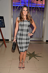 US TV personality Bonnie-Jill Laflin at the 4th Longines World's Best Racehorse Ceremony, Claridge's, Brook Street, London England. 24 January 2017.