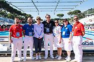 Giudici<br /> FIN 56 Trofeo Sette Colli 2019 Internazionali d Italia<br /> 23/06/2019<br /> Stadio del Nuoto Foro Italico<br /> Photo © Giorgio Scala, Deepbluemedia, Insidefoto
