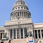 Piazza del Capitolio, Havana