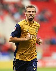 Gary O'Neil of Bristol City  - Mandatory by-line: Matt McNulty/JMP - 10/09/2016 - FOOTBALL - Aesseal New York Stadium - Rotherham, England - Rotherham United v Bristol City - Sky Bet Championship
