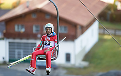 19.12.2014, Nordische Arena, Ramsau, AUT, FIS Nordische Kombination Weltcup, Skisprung, PCR, im Bild Yoshito Watabe (JPN) // during Ski Jumping of FIS Nordic Combined World Cup, at the Nordic Arena in Ramsau, Austria on 2014/12/19. EXPA Pictures © 2014, EXPA/ JFK