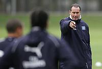 Fotball<br /> Bundesliga<br /> 04.02.07<br /> Treningsleir Hamburger SV<br /> Trainer Huub Steven<br /> DIGITALSPORT / NORWAY ONLY