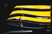 May 23-27, 2018: Monaco Grand Prix. Renault Sport Formula One Team, R.S. 18 front wing detail