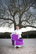 Luxembourg 24.02.2010<br /> <br /> Die Kuechenluder der FR waren zu Besuch bei der Sternekoechin Lea Linster in ihrem Restaurant bei Luxembourg. <br /> <br />  <br /> Alex Kraus // Windmuehlstr. 07  // 60329 Frankfurt // tel. 0049160 94457749 // alex@kapix.de LOK