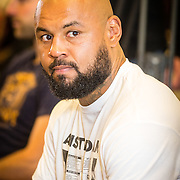 NLD/Amsterdam20160624 - Glory 31 / Weigh in, Hesdy Gerges