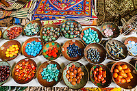 Handicrafts, Arab Souk, Old City, Jerusalem, Israel.