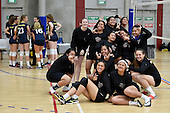 20151124 Volleyball - North Island Junior Secondary School Championship