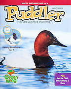 Ducks Unlimited, Puddler, Winter 2012