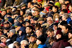 Worcester Warriors fans - Mandatory by-line: Robbie Stephenson/JMP - 30/11/2019 - RUGBY - Sixways Stadium - Worcester, England - Worcester Warriors v Sale Sharks - Gallagher Premiership Rugby