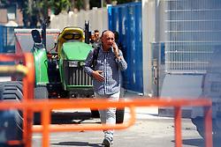 VERIFICHE CONTROLLO SERRAGGIO PIASTRE E DADI CURVA EST STADIO PAOLO MAZZA A FERRARA