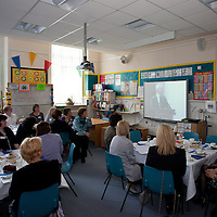 Images from the 100th Anniversary celebration of Hutechison Girls Grammar School in Glasgow