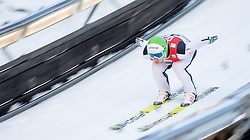 19.12.2014, Nordische Arena, Ramsau, AUT, FIS Nordische Kombination Weltcup, Skisprung, Training, im Bild Marjan Jelenko (SLO) // during Ski Jumping of FIS Nordic Combined World Cup, at the Nordic Arena in Ramsau, Austria on 2014/12/19. EXPA Pictures © 2014, EXPA/ JFK